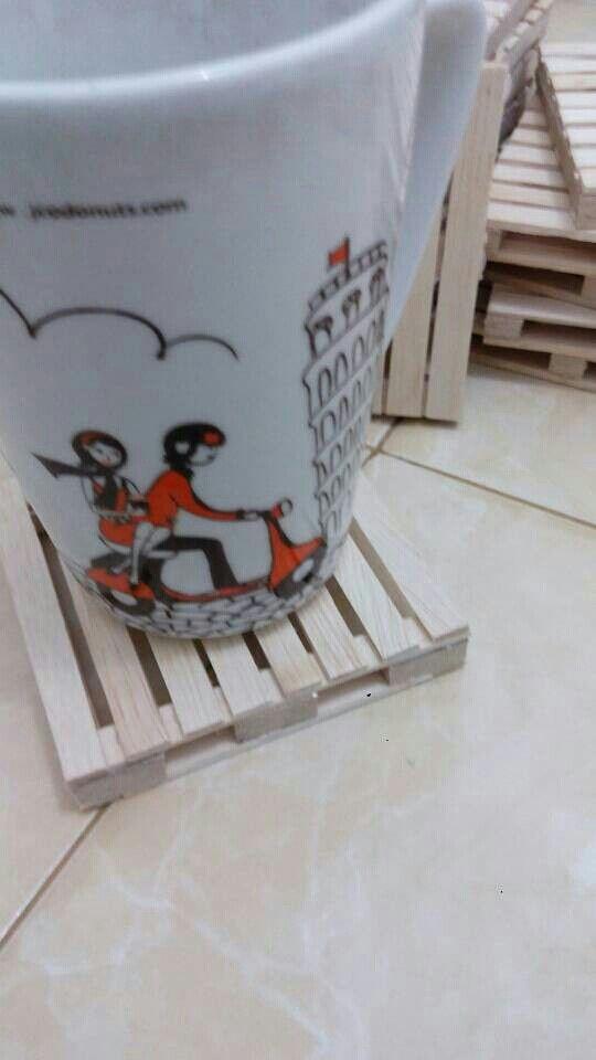 Ice cream stick pallete, @4000 IDR/pcs