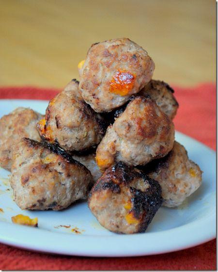Paleo Breakfast Meatballs