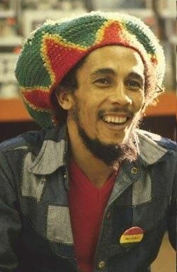 Bob Marley! Whenever I'm upset or I need music to lift my spirit I turn on Bob Marley & all is right in the world again <3