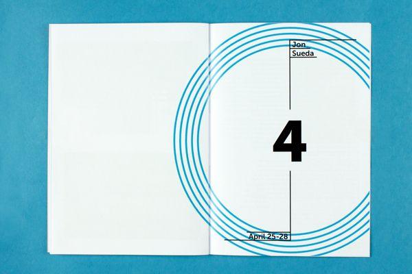 Graduate Visiting Designers process book on Behance by Alessio Sciascia