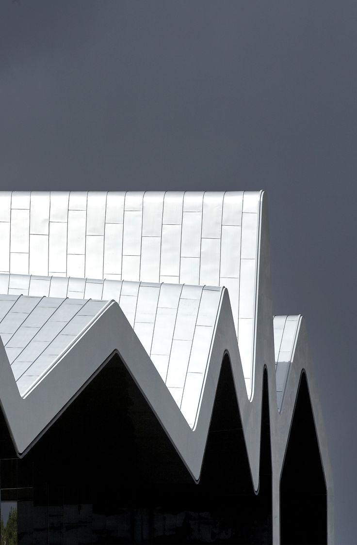 Glasgow Riverside Museum of Transport - Architecture - Zaha Hadid Architects