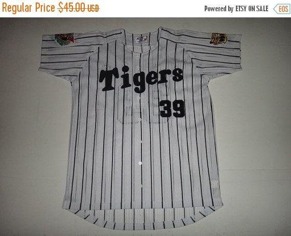 Hanshin Tigers 39 Akihiro Yano 2003 Champion by TwistedFabrics