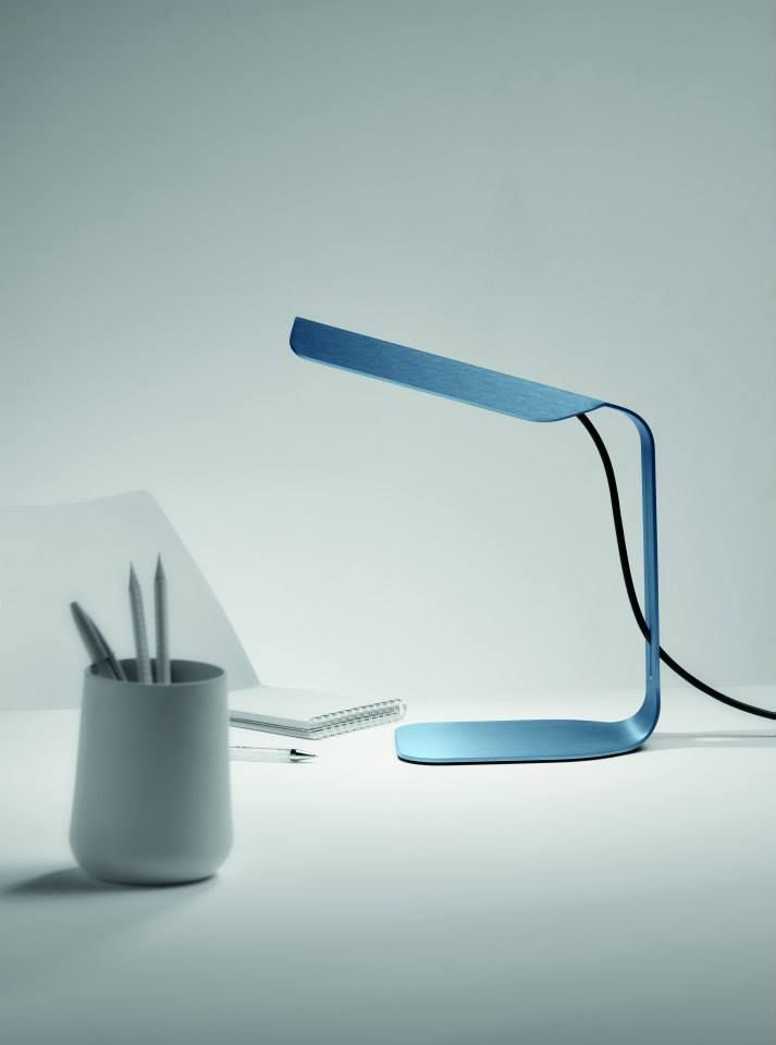 The Pursuit of Excellence. blue lamp.