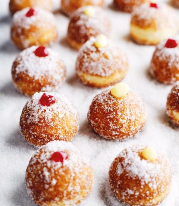 Crème Pâtissière or Pastry Cream - Dean Brettschneider | Recipes For Food Lovers Including Cooking Tips At Foodlovers.co.nz