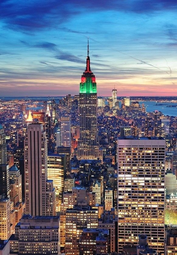 My Biggest Want and Need is to go to New York City!!❤️