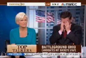 Joe Scarborough On Deadly Romney Crowd Reaction: 'Sweet Jesus!' Romney A 'Horrible Politician'
