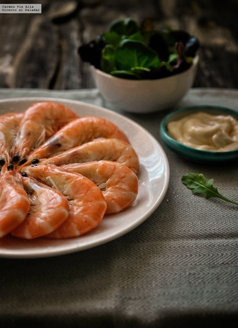 Once recetas de marisco para el Picoteo del Finde