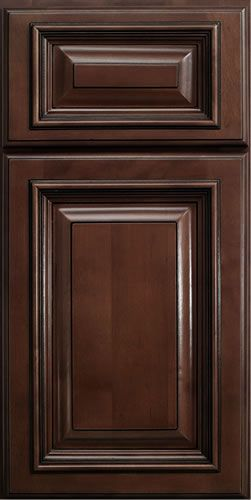 Product Categories Brownstone Glaze — Discount Kitchen Direct - Cabinets, Moulding, Flooring