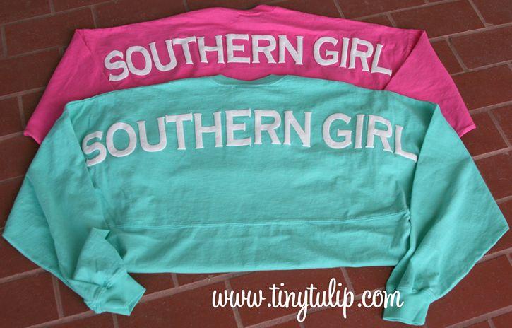 tinytulip.com - Monogrammed Southern Girl Spirit Football Jerseys, $56.50 (http://www.tinytulip.com/monogrammed-southern-girl-spirit-football-jerseys)