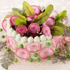 Vegedeco Salad® (salad cakes)| The new shape of salad: Vegedeco Salad