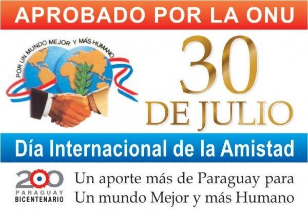 30 de julio – Día Internacional de la Amistad – Profesor, músico y odontólogo argentino Enrique Febbraro http://www.yoespiritual.com/efemerides/30-de-julio-dia-internacional-de-la-amistad.html