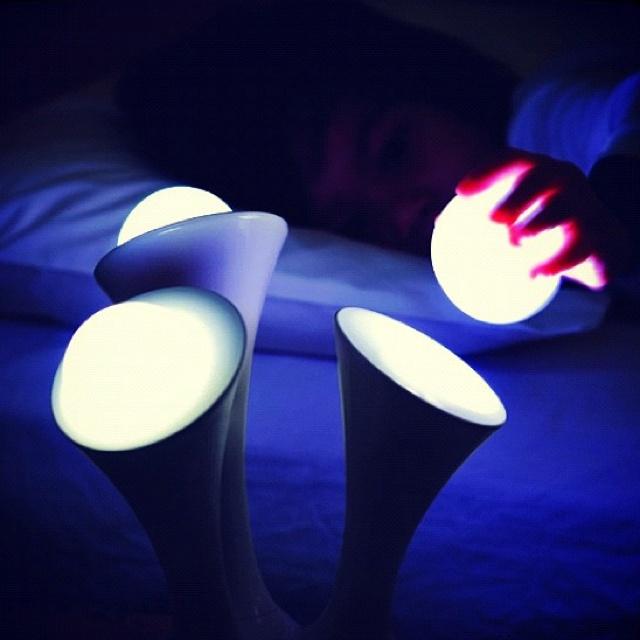 Glow Ball Night Light Awesome Junk Pinterest