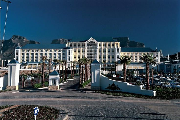 Table Bay Hotel at the V&A Waterfront, Cape Town designed by Creative Kingdom Inc.