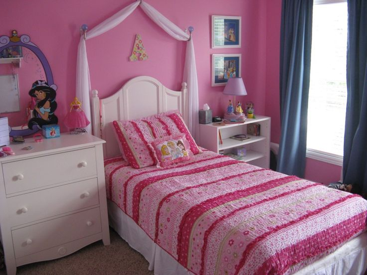 Creating A Disney Princess Room On A Budget