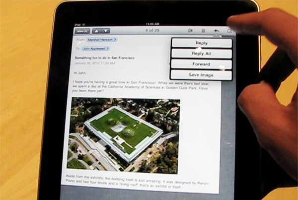 Basics of making an iPad HTML5 App