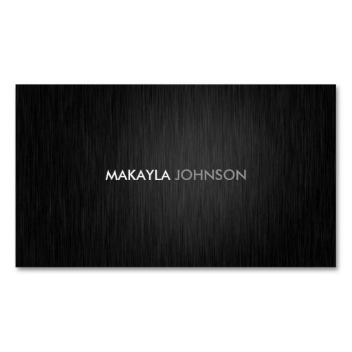 293 best black and white business card templates images on pinterest modern and minimal professional business cards accmission Images