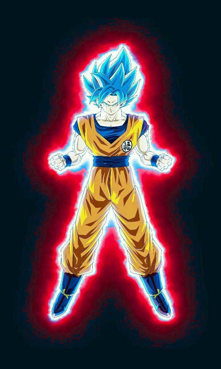Goku Ssjb Anime Dragon Ball Super Dragon Ball Z Dragon Ball Super Manga