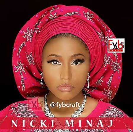 Wow! These Beautiful Photos Of American Celebrities In African Outfits Will Blow Your Mind