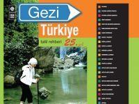 Türkiye'nin ilk Türkçe rehberi Gezi 25 yaşında!