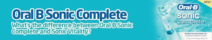 Oral B Sonic Complete - #oral_b_sonic_complete_review #oral_b_sonic_complete_replacement_heads #oral_b_sonic_complete_refill_toothbrush_heads #oral_b_sonic_complete_s-320 #oral_b_sonic_complete_heads_braun