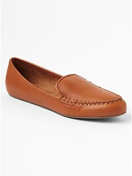 Classic loafers from Gap