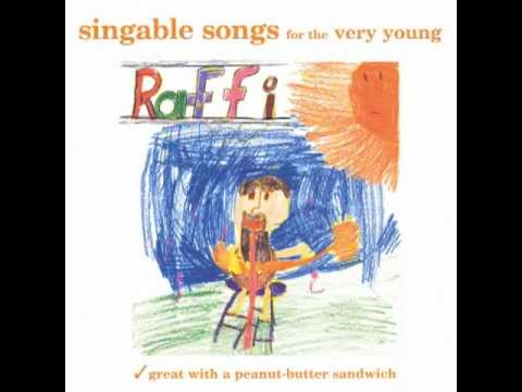 Raffi Song About Kids Around The World