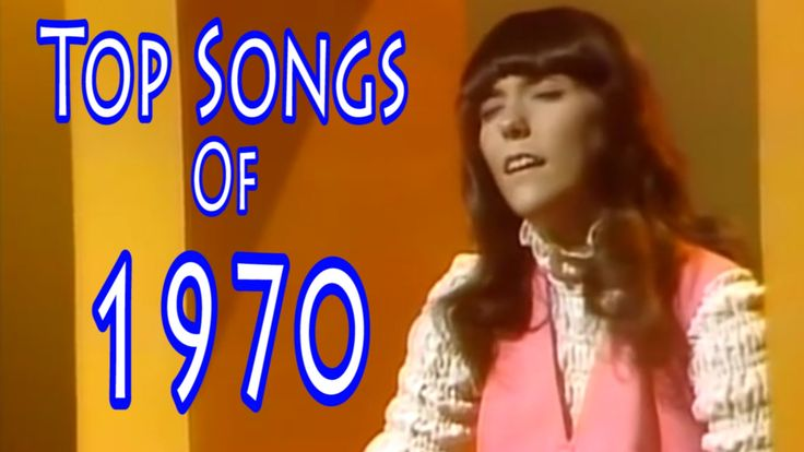 Top Songs of 1970