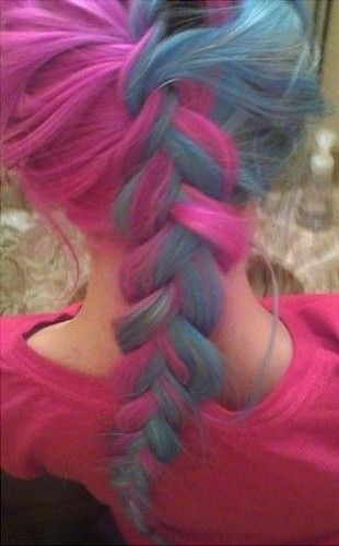 color braid