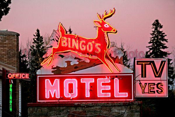 carteles luminosos de motel neon sign viajar travel mirquechulo