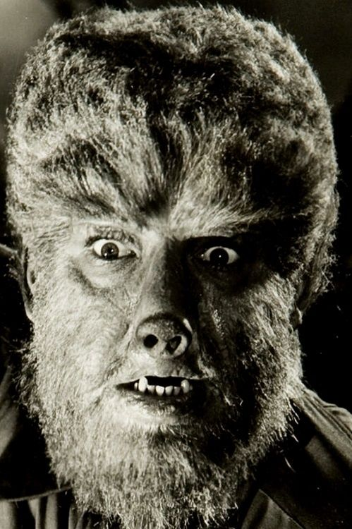 """grizzlyghouls: """" The Wolfman, 1941 """""""