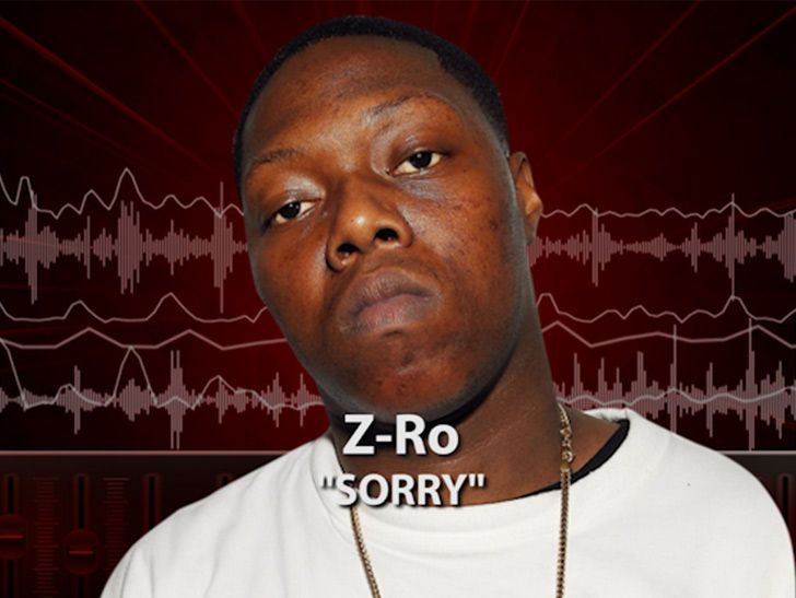 Rapper Z-RO Rapped About Putting Hands On GF After Alleged Beating: #zro