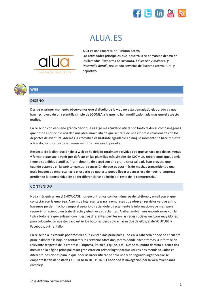 informe-web by Jose Antonio Garcia Jimenez via Slideshare