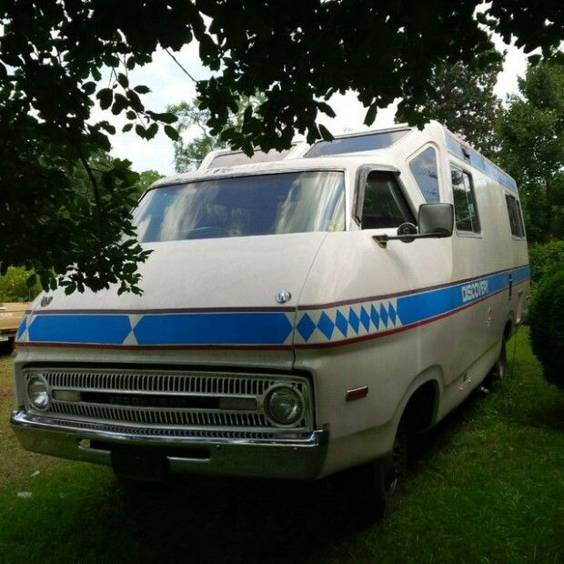 Dodge Discovery RV