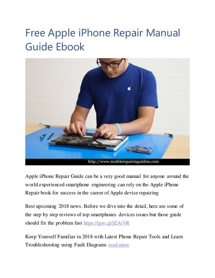 13 best phone repairing manual pdf free download images on apple iphone repair technician muhammad asif azeemi demystifies everything about idevice repairing presenting simple step by step procedures detailed to fandeluxe Image collections