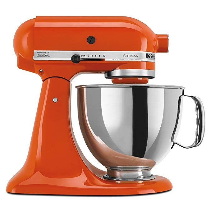 amazon com kitchenaid ksm150pssm artisan series 5 quart stand mixer rh in pinterest com