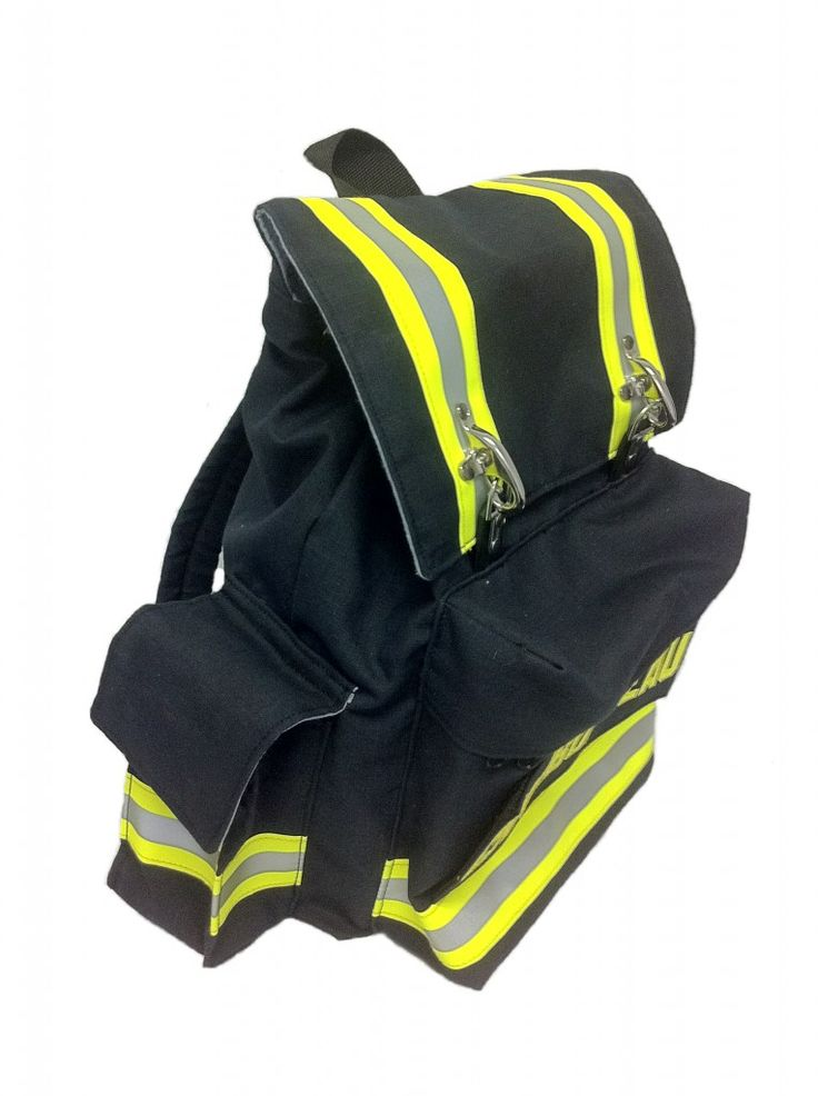 Personalized Bunker Gear Back Pack | Shared by LION