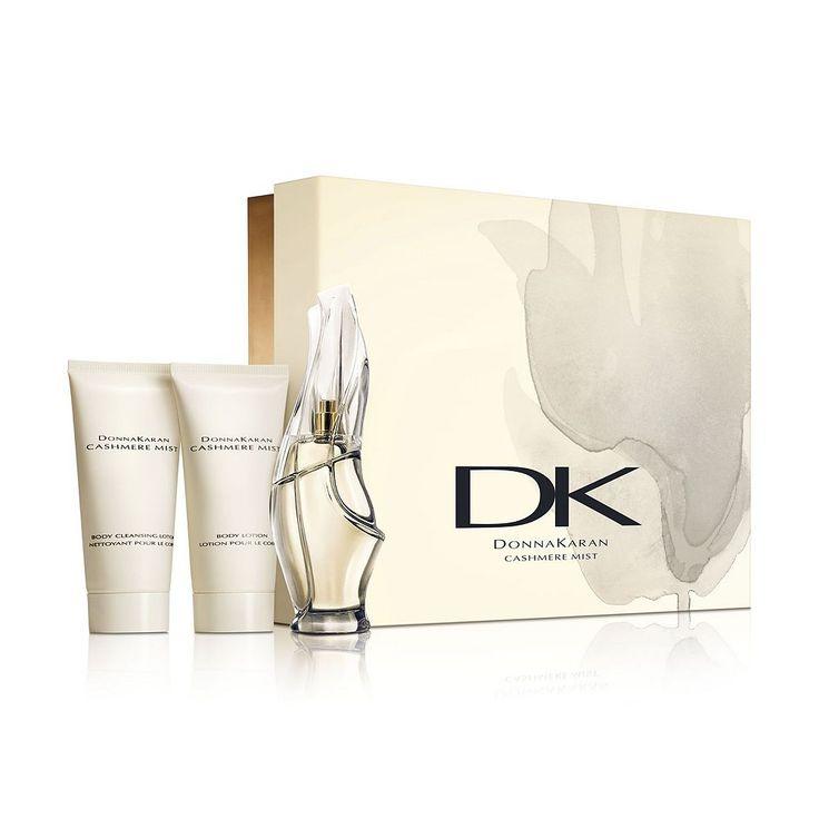 Donna Karan Cashmere Mist Women's Perfume Gift Set, Multicolor