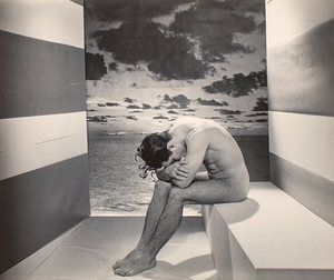 A Forgotten Model c. 1937 by George Platt Lynes, from the Tate Modern show The Radical Eye