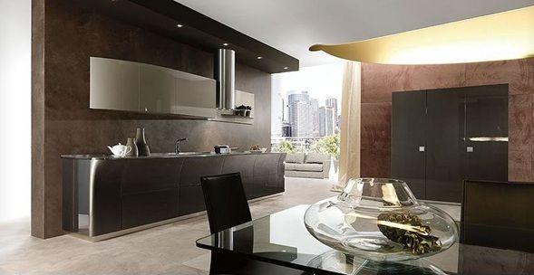 cocina-moderna-color-marrón-5.jpg 589×304 píxeles
