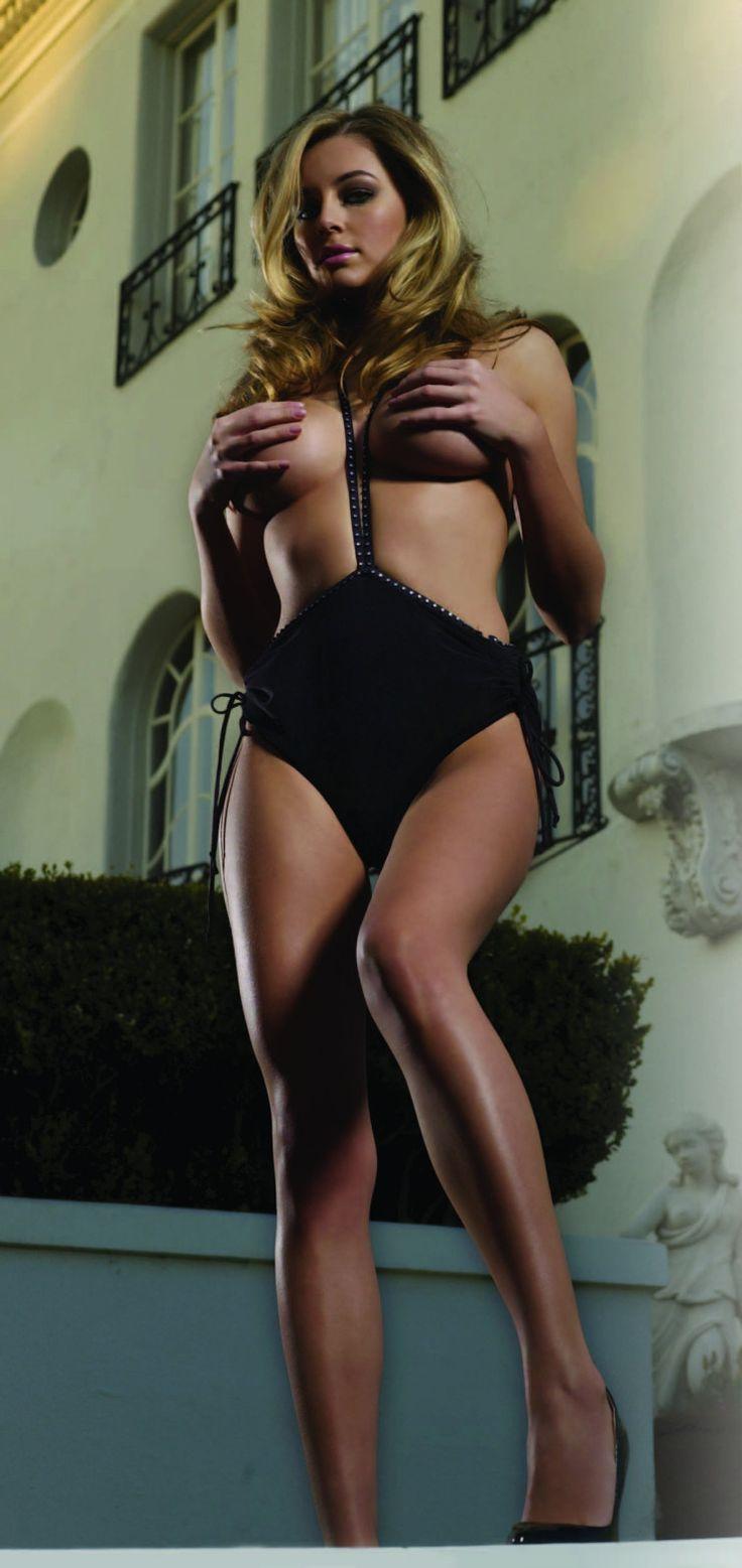 Keeley Hazell from her Official Calendar photoshoot