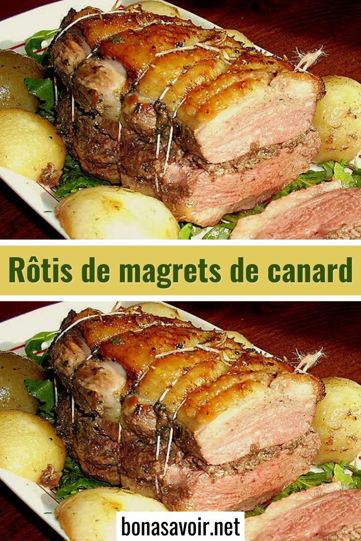 Cuisson Roti De Magret De Canard Farci Au Four : cuisson, magret, canard, farci, Rôtis, Magrets, Canard, Savoir, Cooking,, Food,