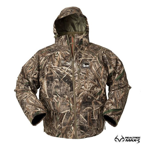 Coats and Jackets 177868: Banded Gear White River Wader Jacket 3-N-1 Hunting Coat Max-5 Camo Xl BUY IT NOW ONLY: $149.99