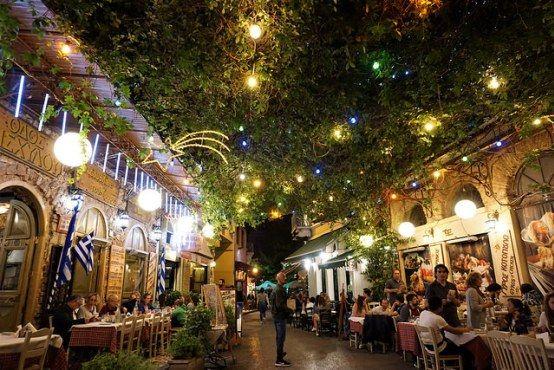 Monastiraki neighborhood, Athens