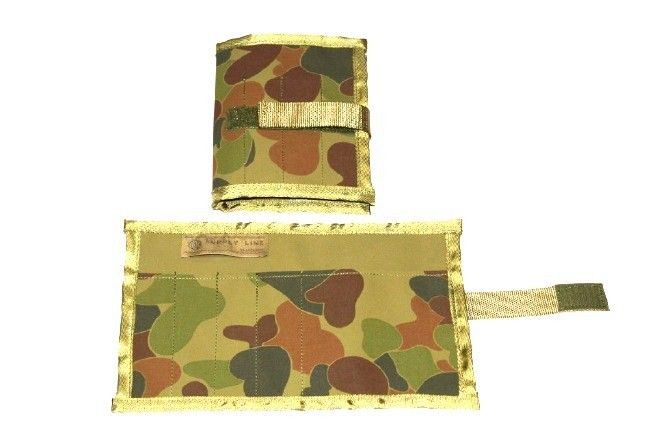 Defence Gifts - DDC -  Viewee Twoee Wallet - Canvas - Auscam - Small, $14.95 (http://www.defencegifts.com.au/ddc-viewee-twoee-wallet-canvas-auscam-small/)