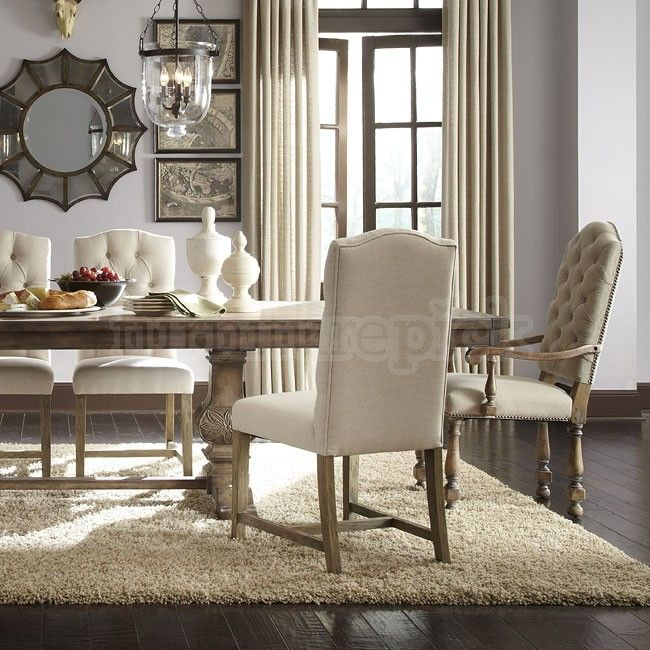 Desdemona Dining Room Set W Zoie Chairs