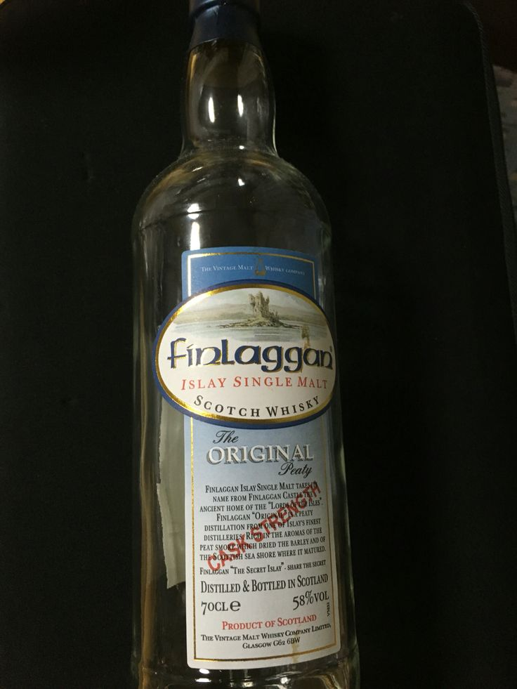 finlagan cask strength