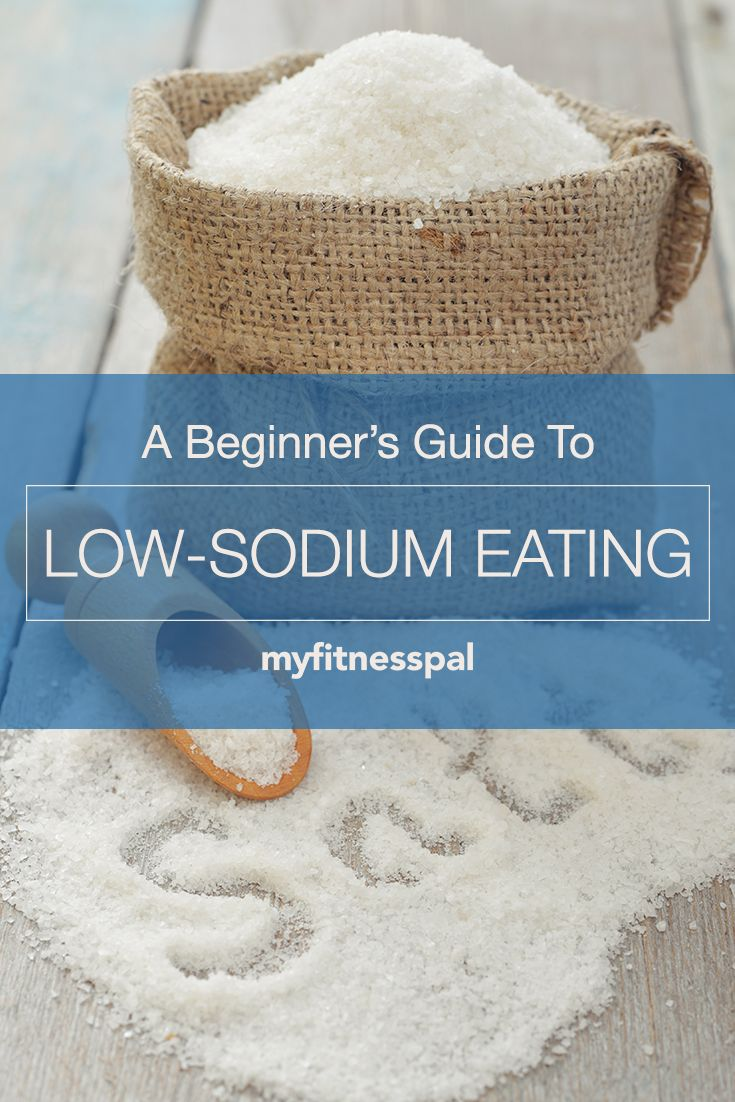 Beginner's Guide to Low-Sodium Eating ‹ Hello Healthy