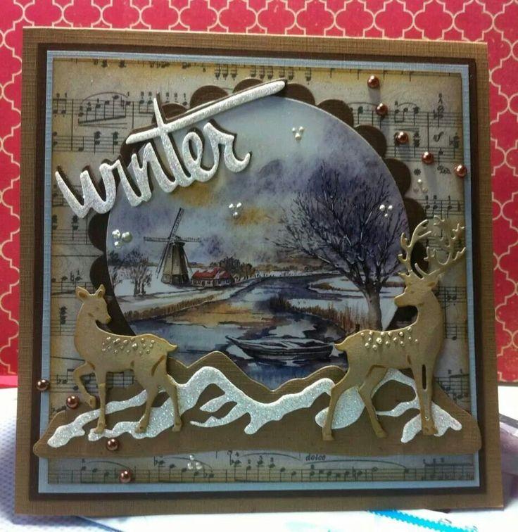 Noor! Design Winter  Wishes door Sylvia