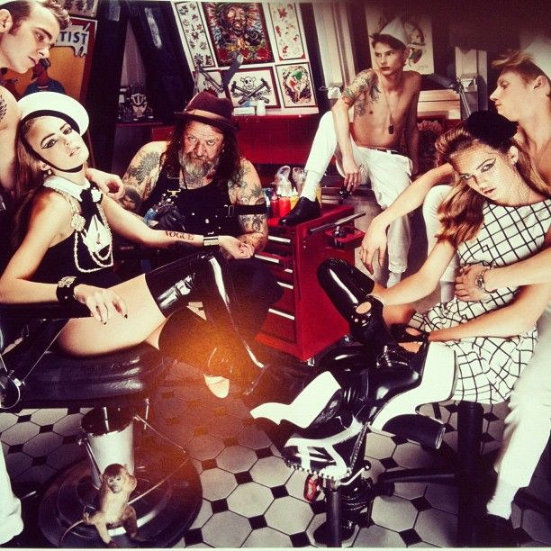17 best images about tattoo artists on pinterest santa for Amsterdam tattoo artists