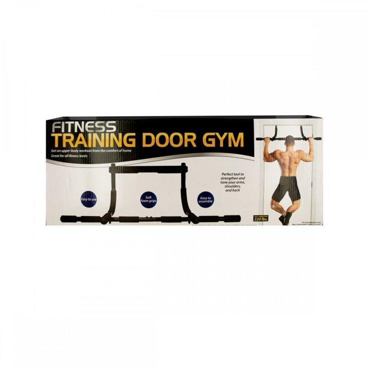 Fitness Training Door Gym  sc 1 st  Pinterest & Best 25+ Door gym ideas on Pinterest | Garage DIY exterior ... pezcame.com